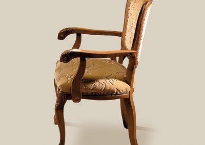 stolička s podr. ROYAL 580x550x990
